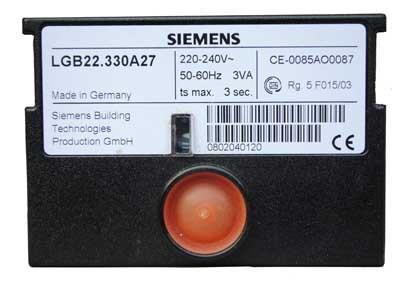 西门子进口程控器是一种燃烧机程序控制器