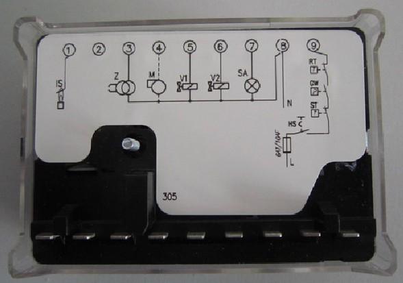燃气燃烧器控制器,又称霍霍尼韦尔控制盒和霍尼韦尔