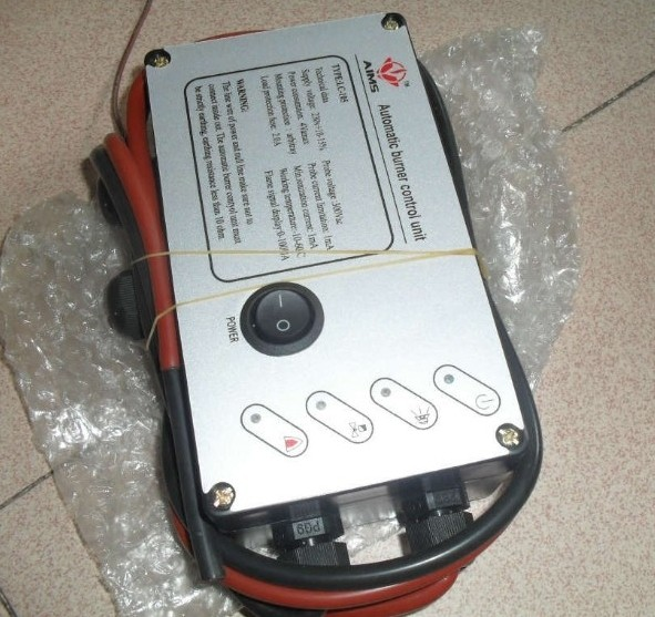 e牌燃烧机控制器