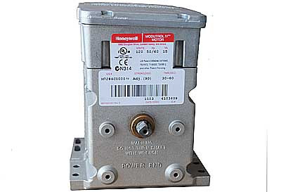 Program Controller Servo Motor Damper Actuator Solenoid