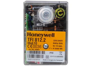 Honeywell combustion Security program controller