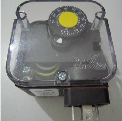 Kromschroder pressure switch