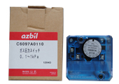 Azbil pressure switch