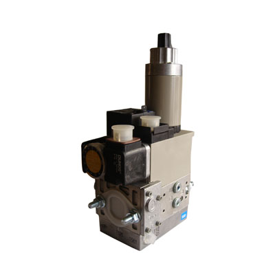 Dungs combined gas solenoid valve