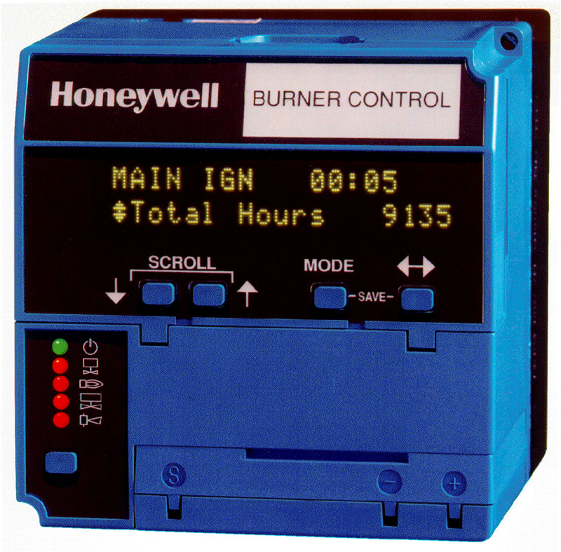 Honeywell combustion program controller